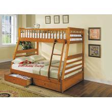 Acme 02018 T/F Bunkbed Bedroom set Houston Texas USA Aztec Furniture