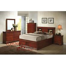 Coaster Furniture 200439 Bedroom set Houston Texas USA Aztec Furniture