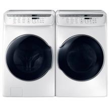 5.5 cu. ft. Smart Washer with FlexWash & 7.5 Total cu. ft. Gas FlexDry Dryer with Steam
