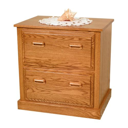 Amish Craftsman - Traditional File Cabinets