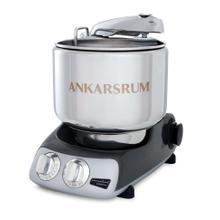 See Details - Ankarsrum 6230 Stand Mixer, 7.3-Quart, Black Chrome