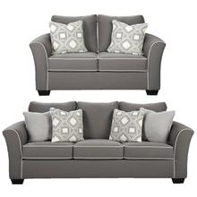 Domani Sofa and Loveseat