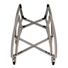 "Saffire Cart Kit - Medium 15"" - Platinum"