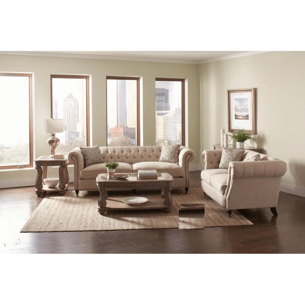 Trivellato Sofa and Love Seat