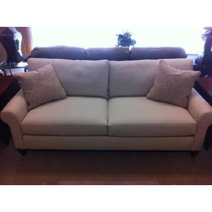 "Gallery - Thurman Leather Sofa 82"""