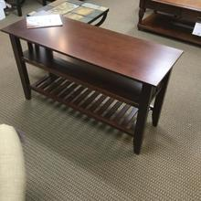 Vaughn-Bassett Sofa Table