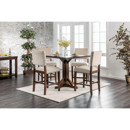 Packages - 5 Pc Counter Height Dining Set