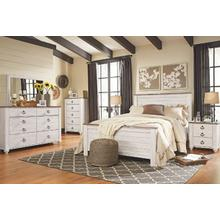 View Product - Four-Piece Willowton Queen Bedroom Group