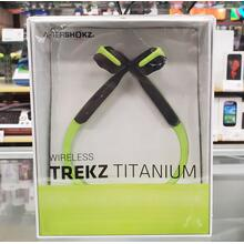 Trekz Titanium, wireless vibrating bluetooth headphones