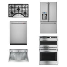 GE Cafe 5-piece Kitchen Package