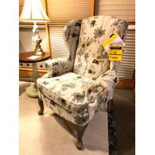 Best Home Furnishings- Slyvia Wing Chair