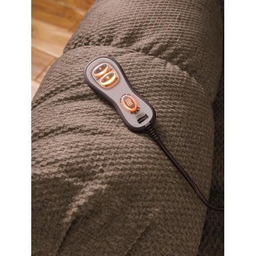 Drakestone Rocker Recliner (Heat & Massage) - Autumn