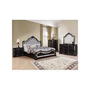 Bankston Qn Bed, Dresser, Mirror, Chest and Nightstand