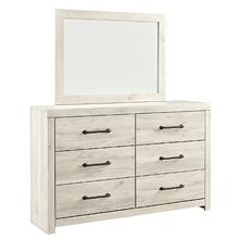 Cambeck Dresser & Mirror