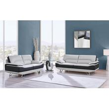 Sofa Natalie Light Grey/ Natalie Dark Grey