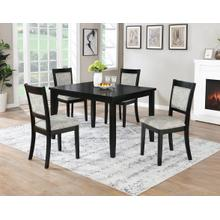 See Details - Jazzy Bells 5 PC Dining Set