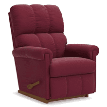 Vail Reclina-Rocker® Recliner in Burgundy    10-403 B144708    (39722)