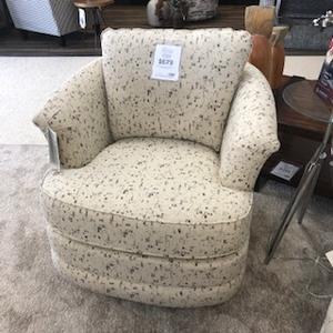 Best Craft Furniture - 7403 Swivel Barrel Chair