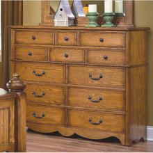Hailey Dresser - Toffee