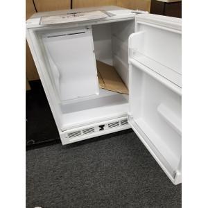 U-Line - U-Line Combo 1000 Series 2.1 Cu. Ft Undercounter Refrigerator/Freezer UCO29FW00A (FLOOR MODEL)