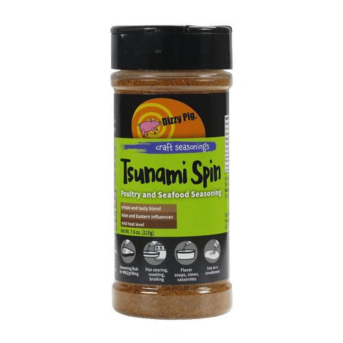Tsunami Spin