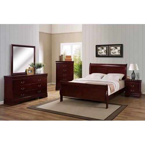 Complete Bedroom