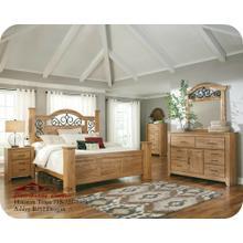 Ashley B252 Drogan Bedroom set Houston Texas USA Aztec Furniture