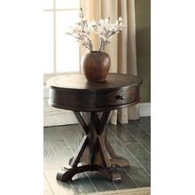 See Details - E.C.I. Gettysburg Round End Table