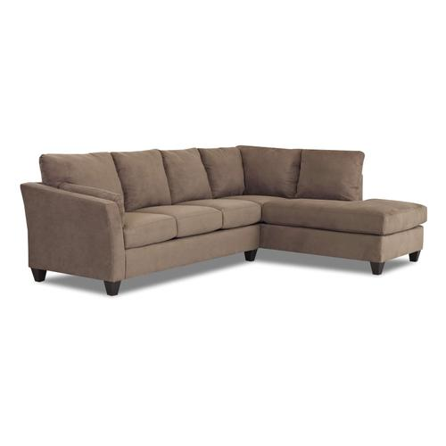 Living Room Drew Fabric Sectional E16-FAB-SECT