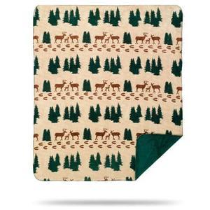 Denali Blankets - Deer