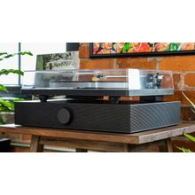 Spinbase Turntable Speaker System Black