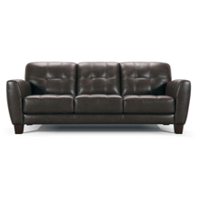 See Details - Leather Sofa *Matching Loveseat also Available*