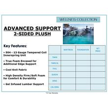 See Details - Advanced Support 2-Sided - Plush