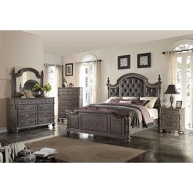 Monticello- Queen 5 Piece Set