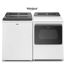 Whirlpool Top Load Pair