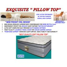 Exquisite Pillow Top - Queen