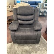 hoffman Charcoal Recliner