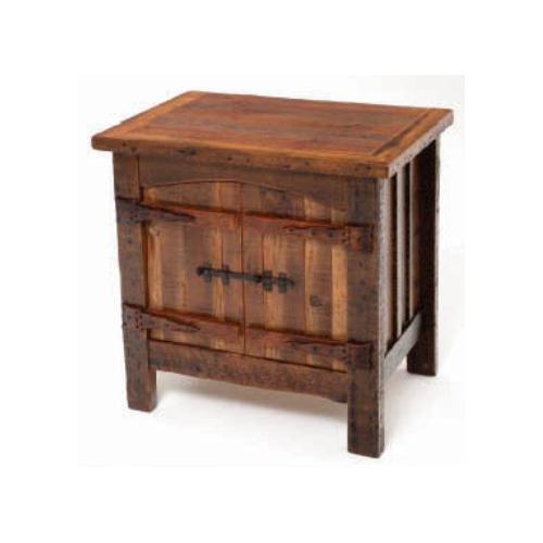 Heritage Teton 2 Door Vanity w/ Wood Top