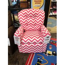 Ziggy Pink Kids Recliner