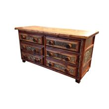 Ranch 6-Drawer Dresser