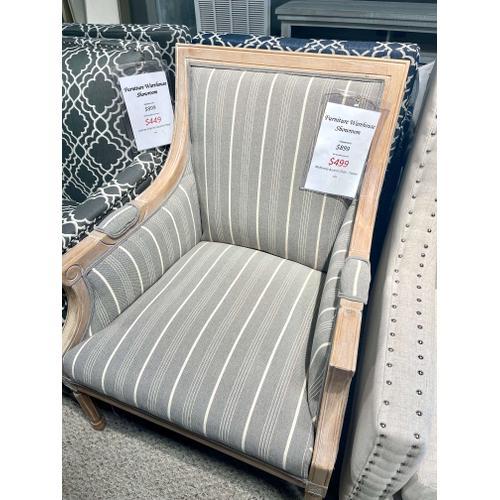 Jofran - McKenna Accent Chair - Taupe