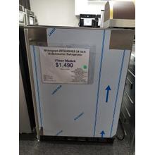 "Monogram 24"" Undercounter Refrigerator ZIFS240HSS (FLOOR MODEL)"