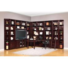 "56"" Bookcase Bridge, Shelf & Backpanel"