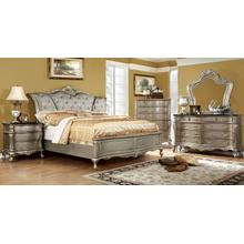 Johara 4Pc Eastern King Bed Set