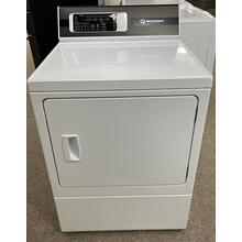 View Product - White Dryer: DR7 (Gas)
