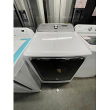 **ANKENY LOCATION** 7.4 cu. ft. Electric Dryer with Steam Sanitize  in White ***SCRATCH OR DENT 1 YEAR WARRANTY***