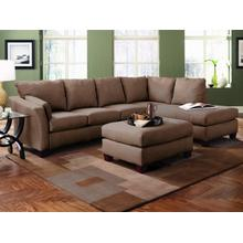 See Details - Living Room Drew Fabric Sectional E16-FAB-SECT