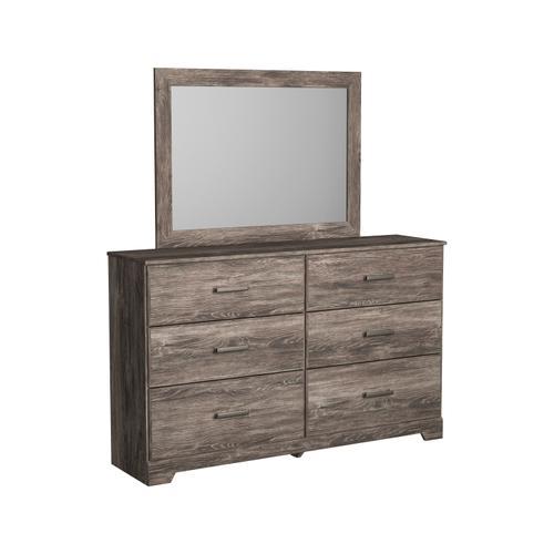 Ralinksi 4 Pc. Bedroom Set Gray