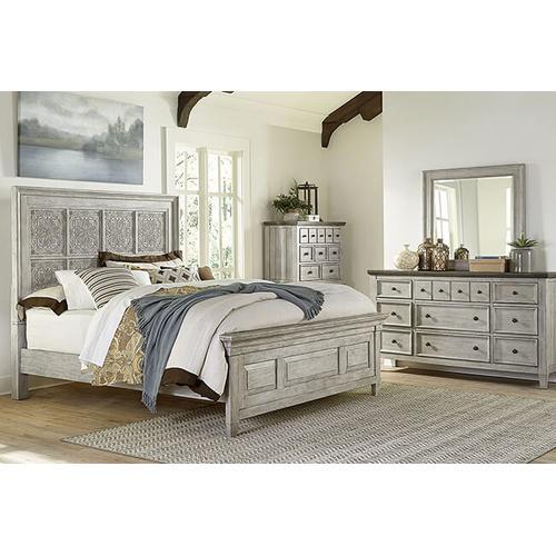 Liberty Furniture Industries - Heartland Bedroom Group Set