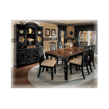 See Details - Dining Room Table with 6 Chairs